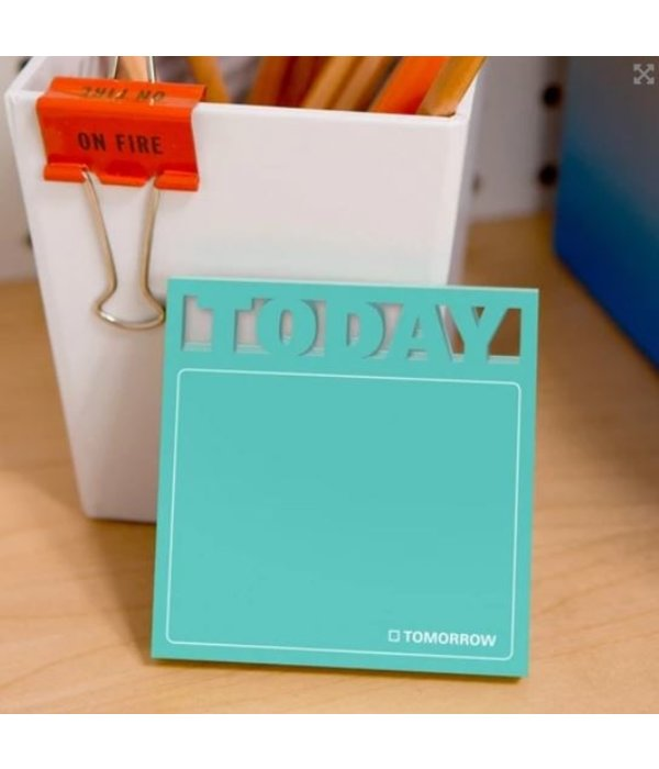 Die-Cut Sticky Notes- TODAY