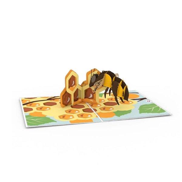 3D Honeybee Card