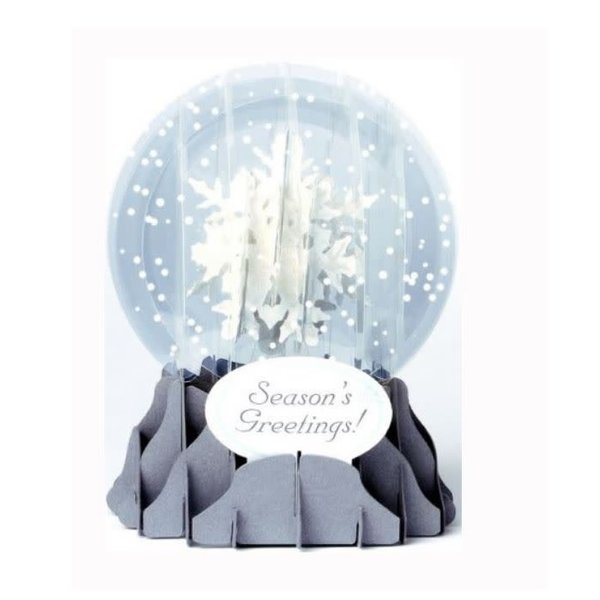 Holiday Snowflake Pop-Up Card