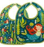 Set Of 2 Mermaid Bibs