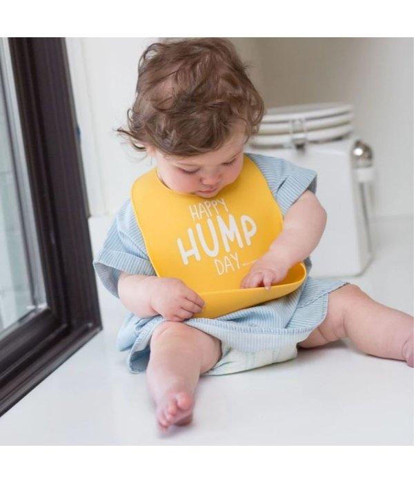 Happy Hump Day Bib