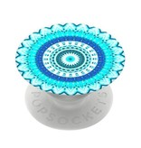 PopSockets Popsocket- Blue Floral Mandala