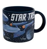 Starships Of Star Trek Mug