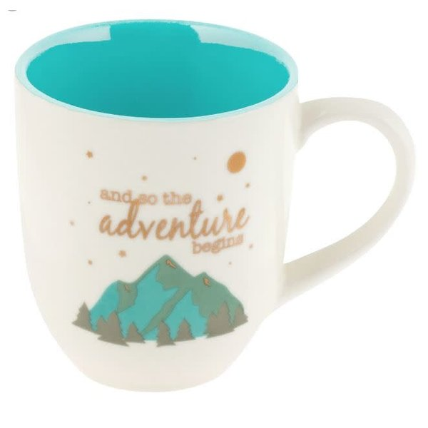 Stardust Mountain Mug