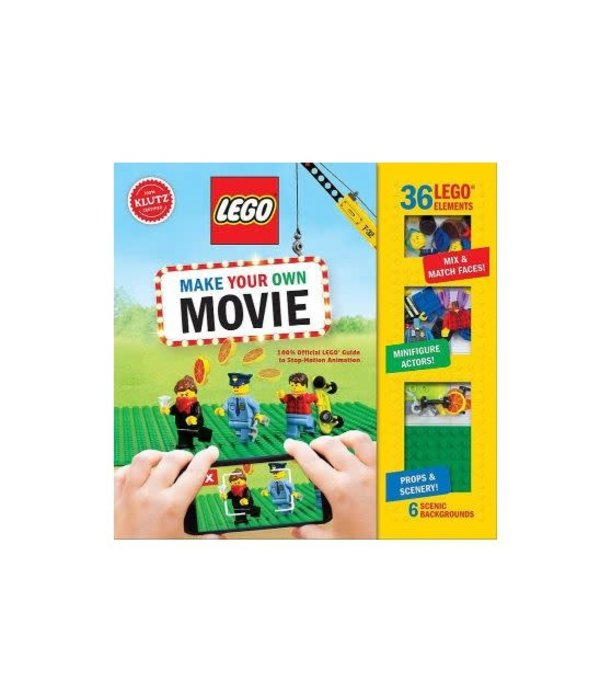 Klutz- Make Your Own Lego Movie