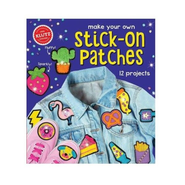 Make Your Own Stick On Patches