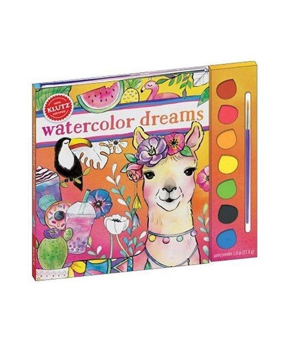 Klutz- Watercolor Dreams