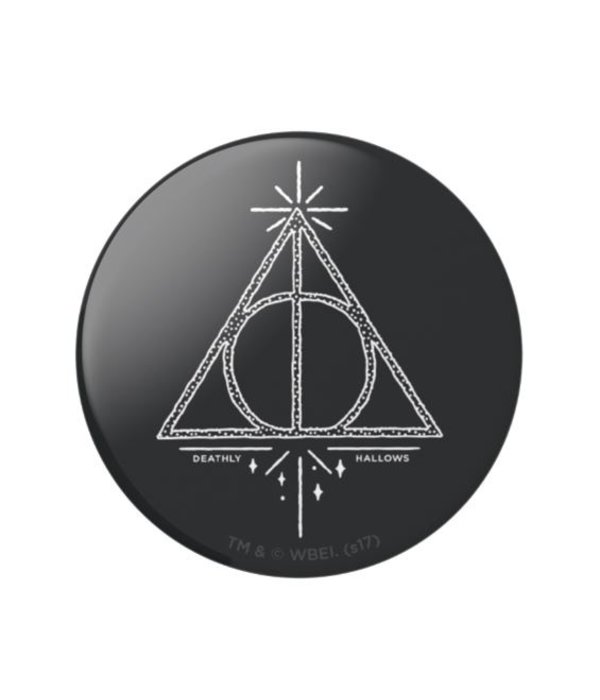 PopSockets Popsocket- Deathly Hallows