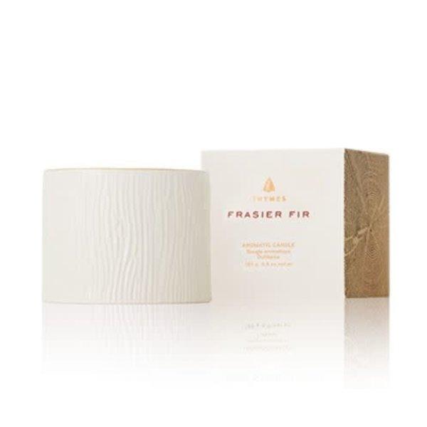 Frasier Fir Ceramic Candle