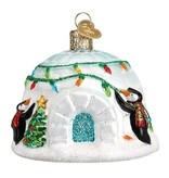 Old World Christmas Old World Christmas Igloo Ornament