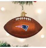 Old World Christmas New England Patriot Ornament
