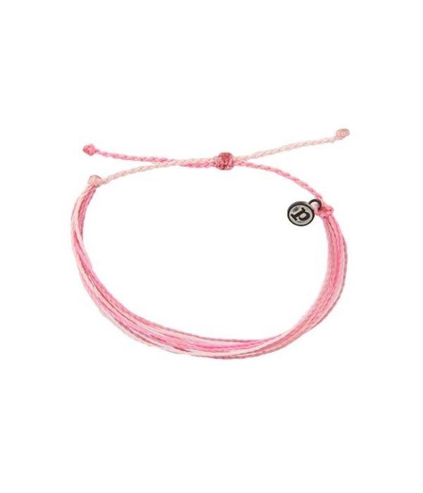 Pura Vida charity breast cancer Bracelet by Pura Vida