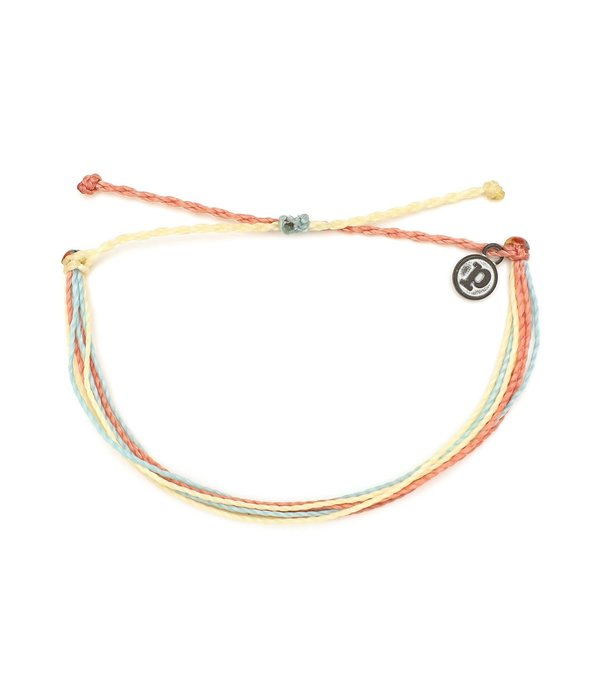 Pura Vida Original Bright Beach Life Bracelet by Pura Vida