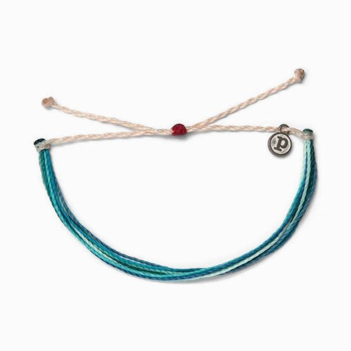 Pura Vida Pura Vida Original Charity Save the Dolphins Bracelet