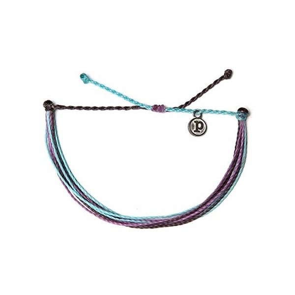 Pura Vida Original Muted Berry Cute Bracelet