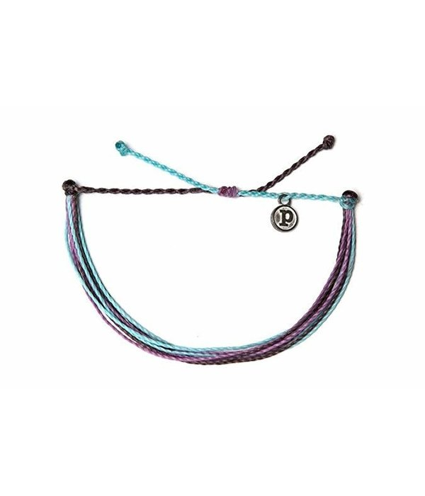 Pura Vida Original Muted Berry Cute Bracelet by Pura Vida