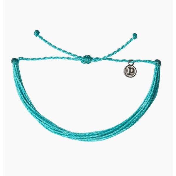 Pura Vida Original Solid Pacific Blue Bracelet