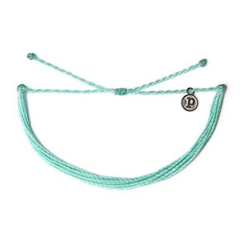 Pura Vida Pura Vida Original Solid Seafoam Bracelet