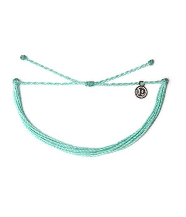 Pura Vida Original Solid Seafoam Bracelet by Pura Vida
