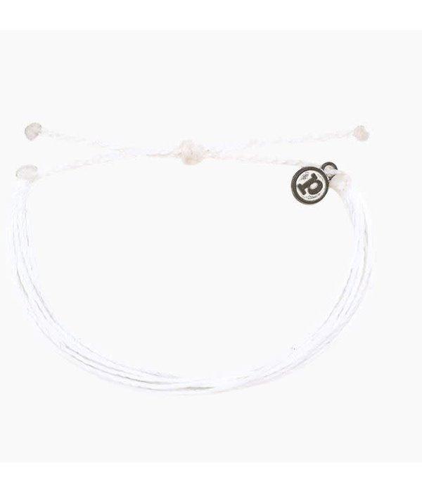 Pura Vida Original Solid white Bracelet by Pura Vida
