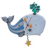 Allen Designs Allen Designs- Whale Clock