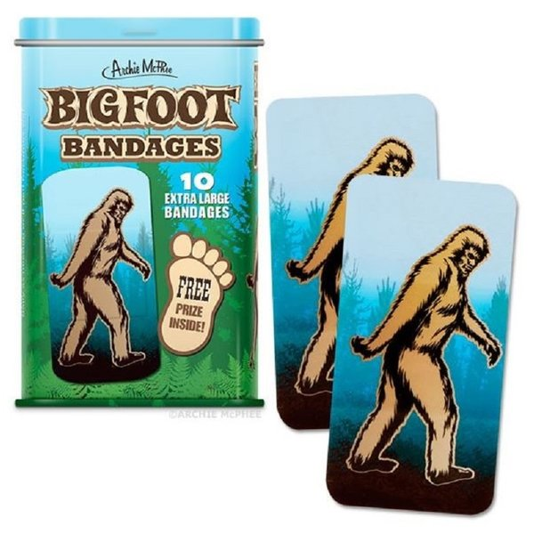 Big Foot Bandages