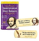 Shakespearean Bandages