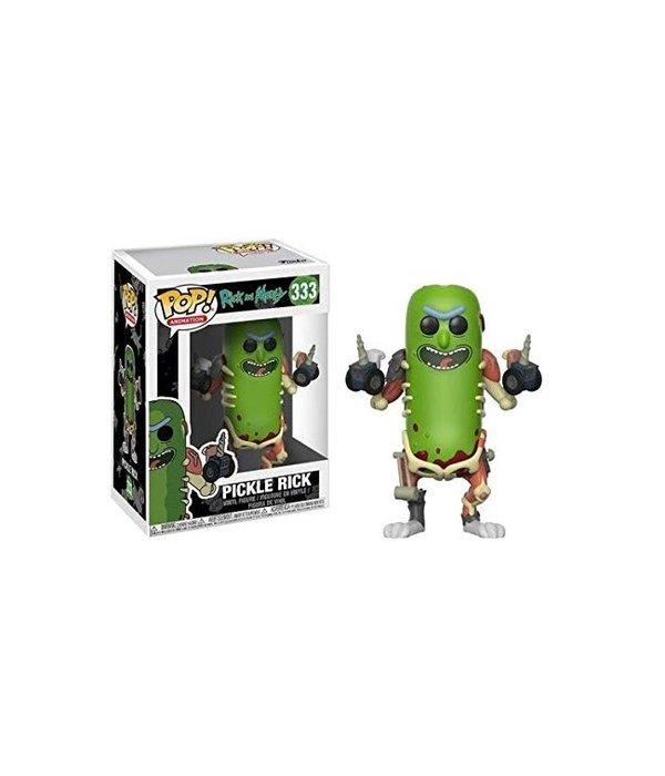 Funko Pickle Rick POP! Figurine