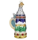 Old world Christmas- German Stein Ornament