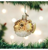 Old World Christmas- Pufferfish Ornament