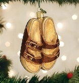 Old World Christmas- Sandals Ornament