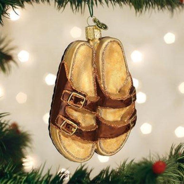 Sandals Ornament