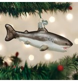 Old World Christmas- Great White Shark Ornament