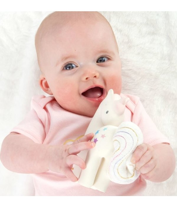 Unicorn Rattle Toy