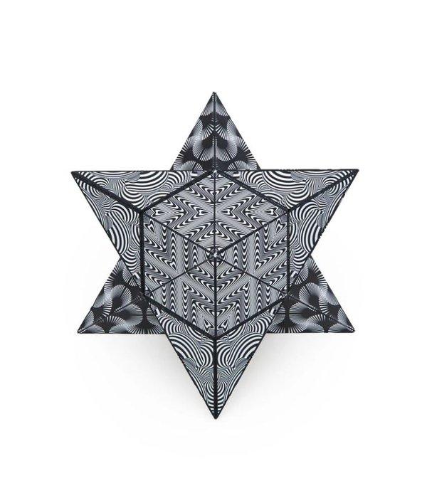 Shashibo Cube Black and White