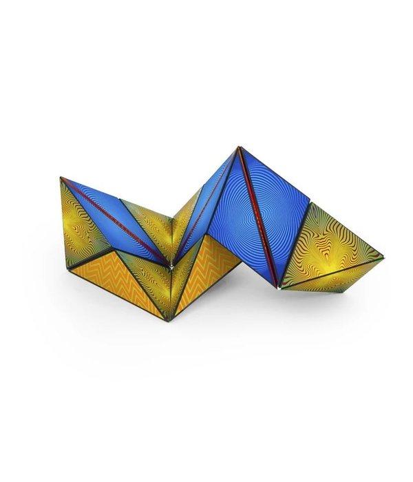 Shashibo Cube Optical Illusion