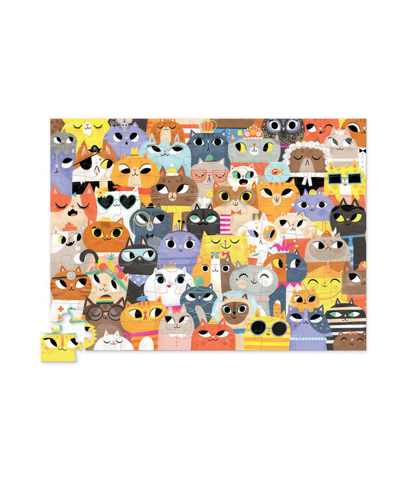 Lots Of Cats Puzzle