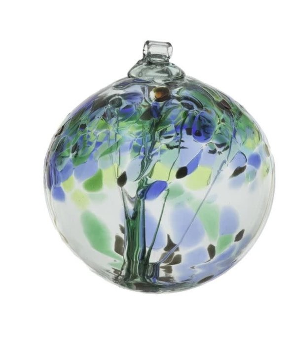 Kitras Glass Kitras Tree Of Encouragement 6 In