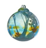 Kitras Glass Kitras Fairy Orb Glass Ball 4in