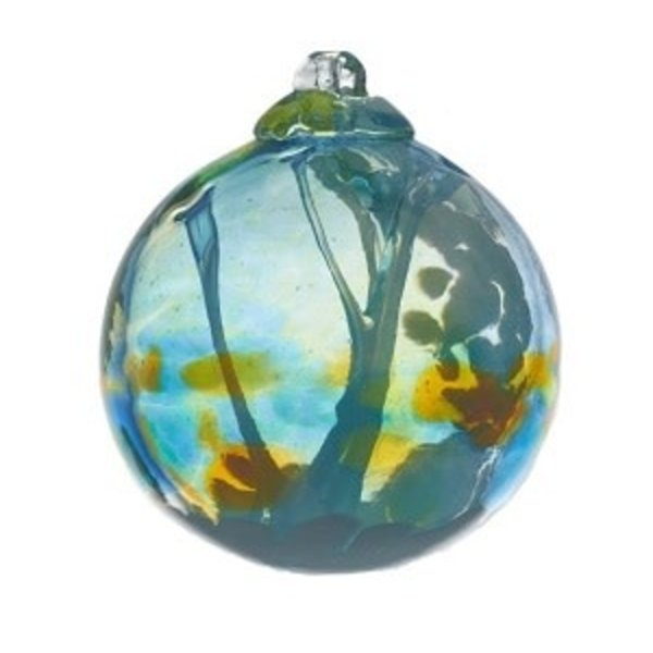 Fairy Orb Glass Ball