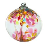 Kitras Glass Tree Of Motherhood Glass Ball