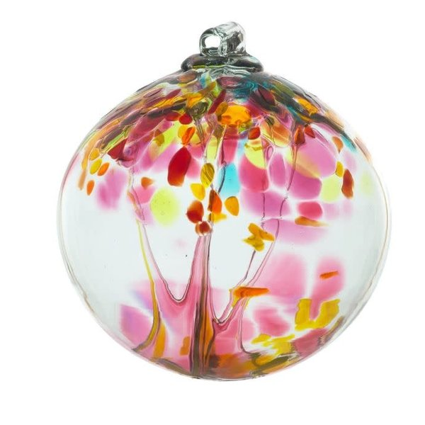 Tree Of Motherhood Glass Ball
