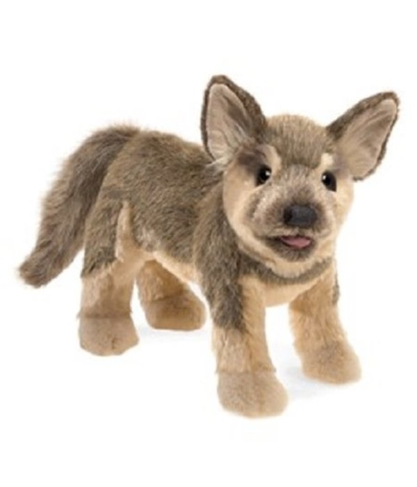 German Shepard Puppet