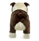 English Bulldog Puppet