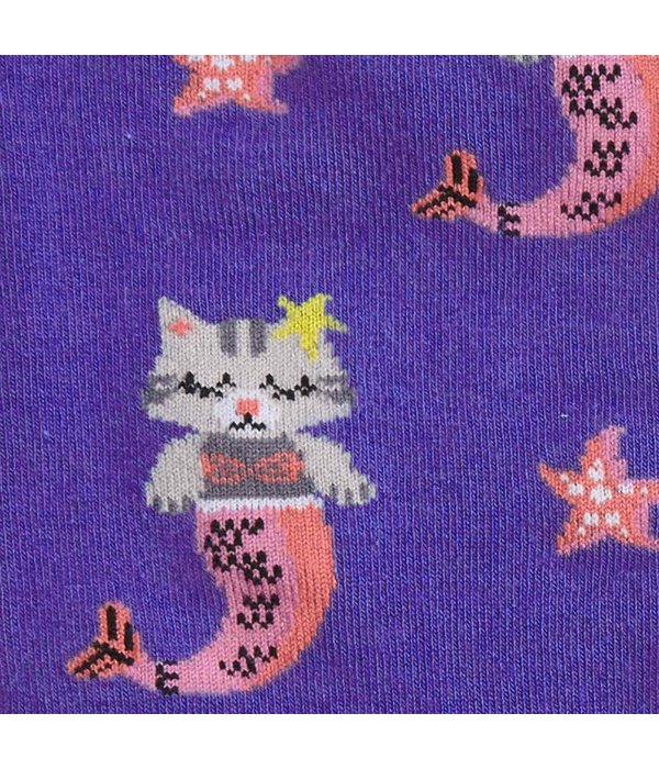 Purrmaid Knee High Socks