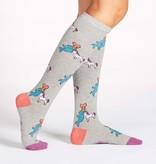 Great Horns Think Alike Knee High Socks