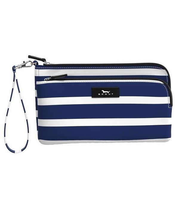 Scout Bags Kelly Wristlet Nantucket Navy