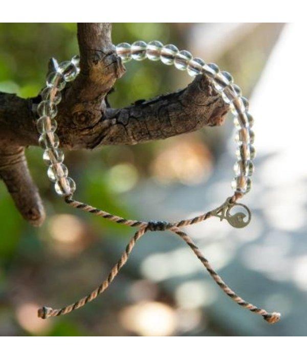 4Ocean 4Ocean Bracelet- Everglades Tan/Green