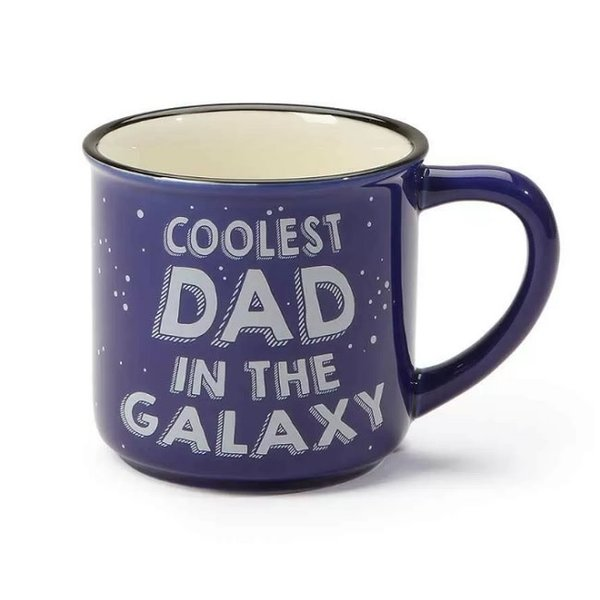 Coolest Dad In The Galaxy Mug