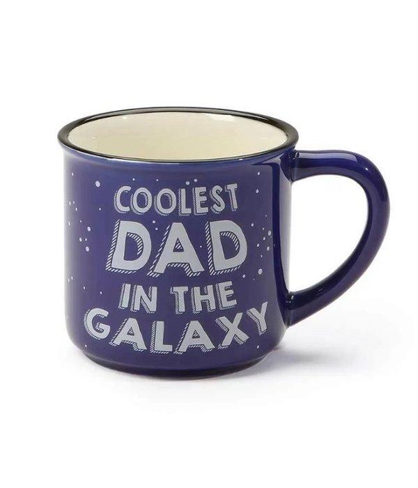 Coolest Dad In The Galaxy Mug